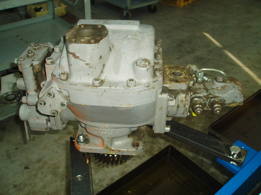 riparazione unità idrauliche