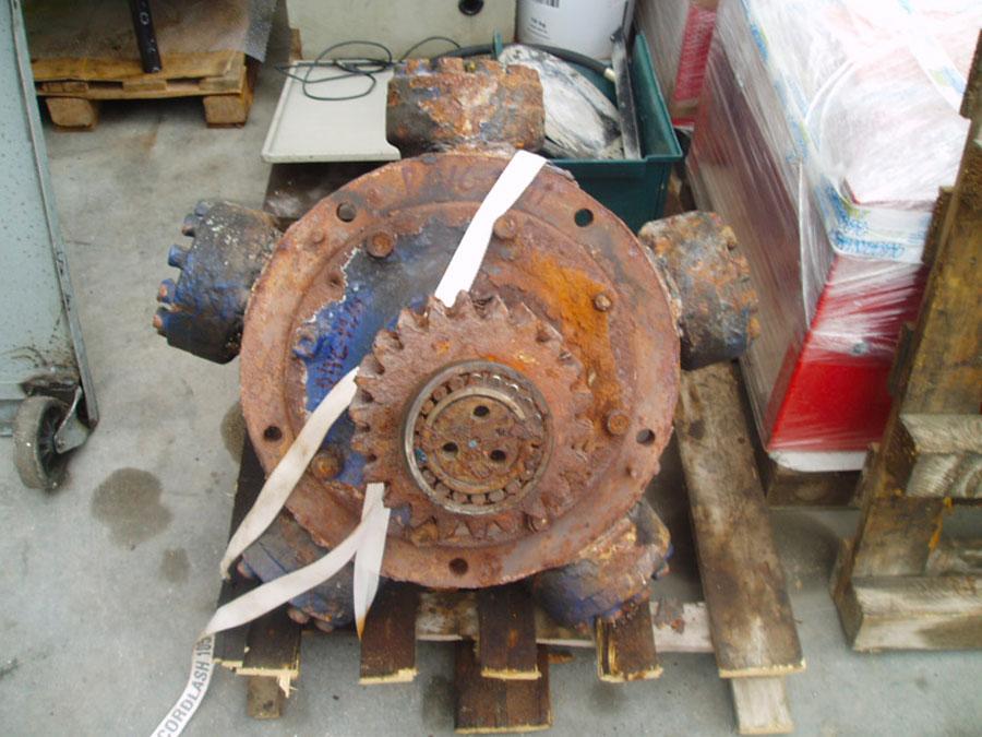 riparazione e vendita di componenti e unità idrauliche