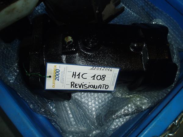 MOTORE SAMHYDRAULIK H1C 108